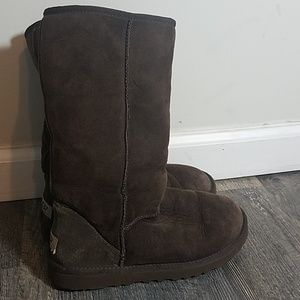 Uggs Tall Chocolate Brown Boots